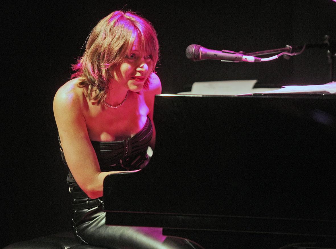 Jazz y nuevas propuestas Festival, 2005, Foto por Carlos Hernández del Universal